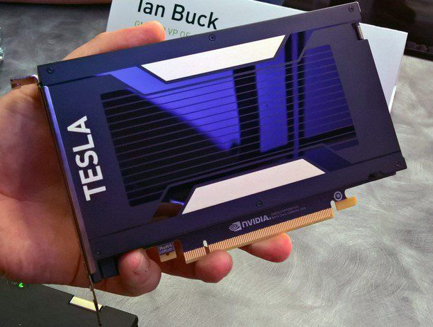 look at the hand that holds the compact version of the nvidia tesla