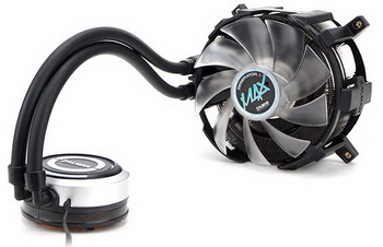 liquid cooling system Reserator 3